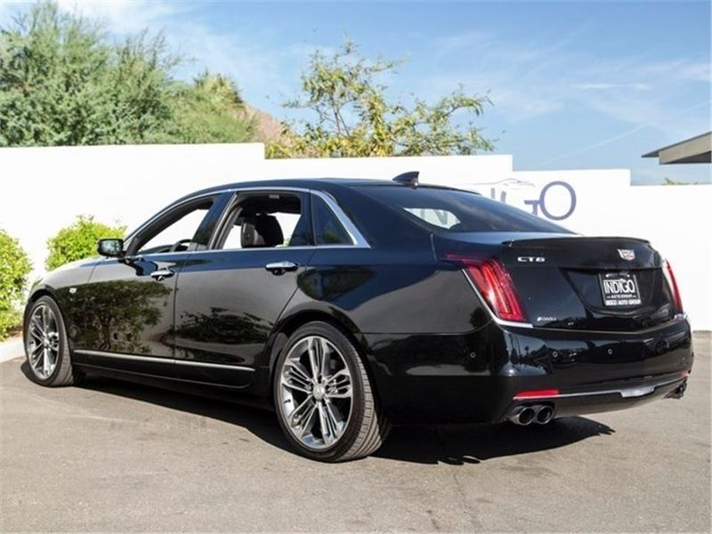 2018 Cadillac CT6 for sale in for sale on GoCars