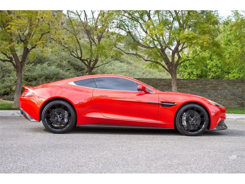 2014 Aston Martin Vanquish for sale in for sale on GoCars