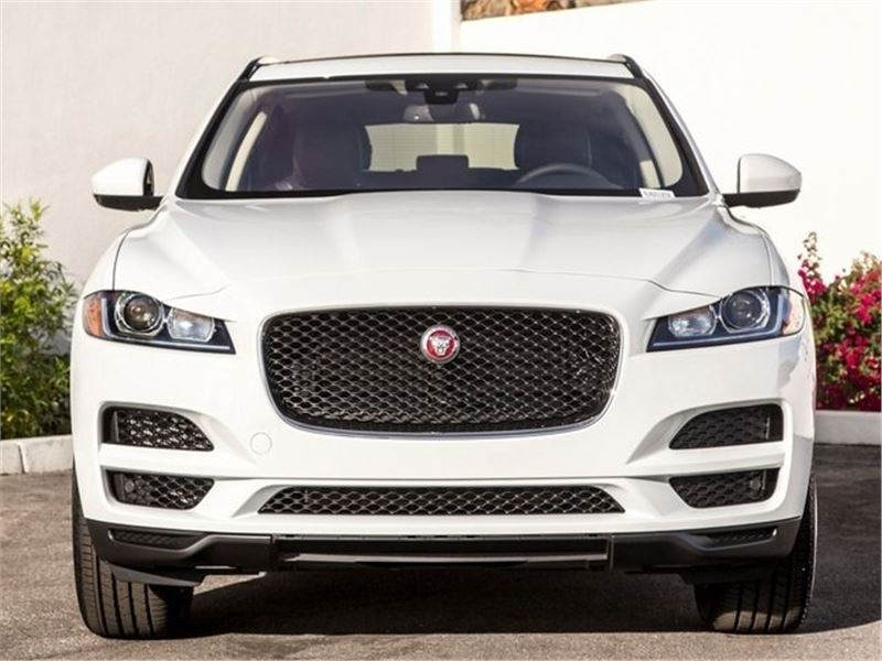 2018 Jaguar F-PACE for sale in for sale on GoCars