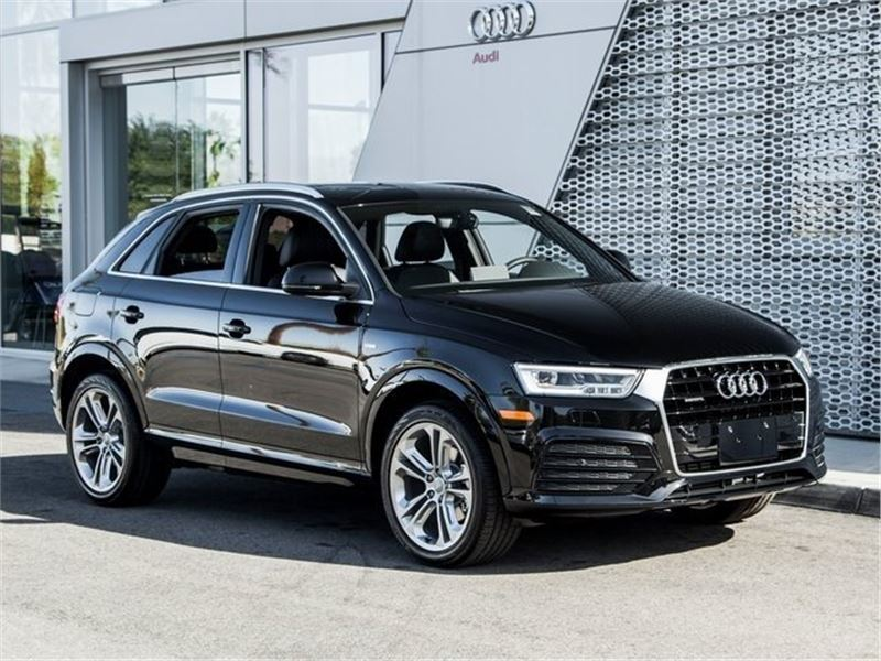 2018 Audi Q3 for sale in for sale on GoCars