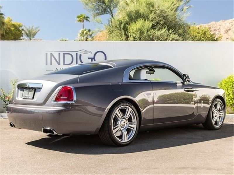 2017 Rolls-Royce Wraith for sale in for sale on GoCars