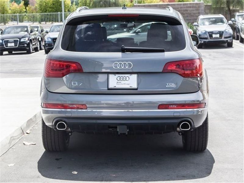 2015 Audi Q7 for sale in for sale on GoCars
