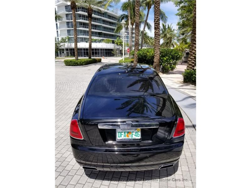 2012 Rolls-Royce Ghost Ewb for sale in for sale on GoCars