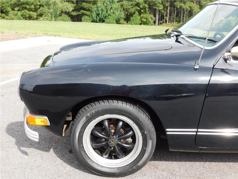 1972 Volkswagen Karmann Ghia for sale in for sale on GoCars