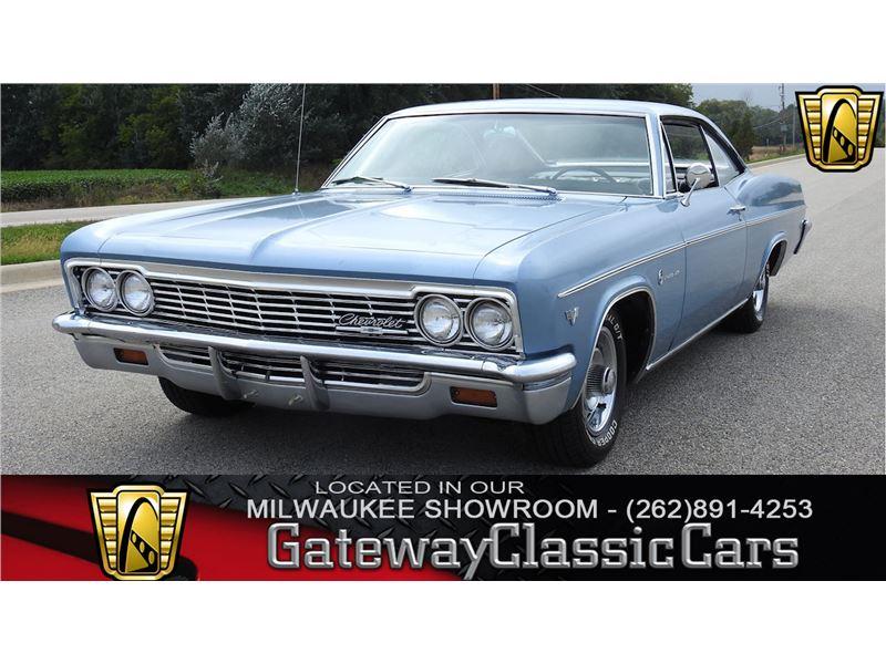 1966 Chevrolet Impala For Sale Gc 36202 Gocars