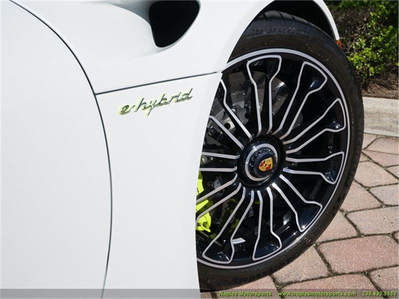 2015 Porsche 918 Spyder for sale in for sale on GoCars