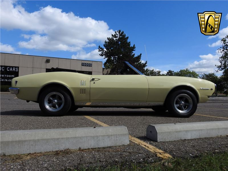 1968 Pontiac Firebird for sale in for sale on GoCars