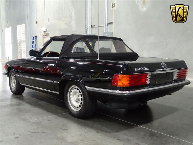 1985 Mercedes-Benz 500SL for sale in for sale on GoCars