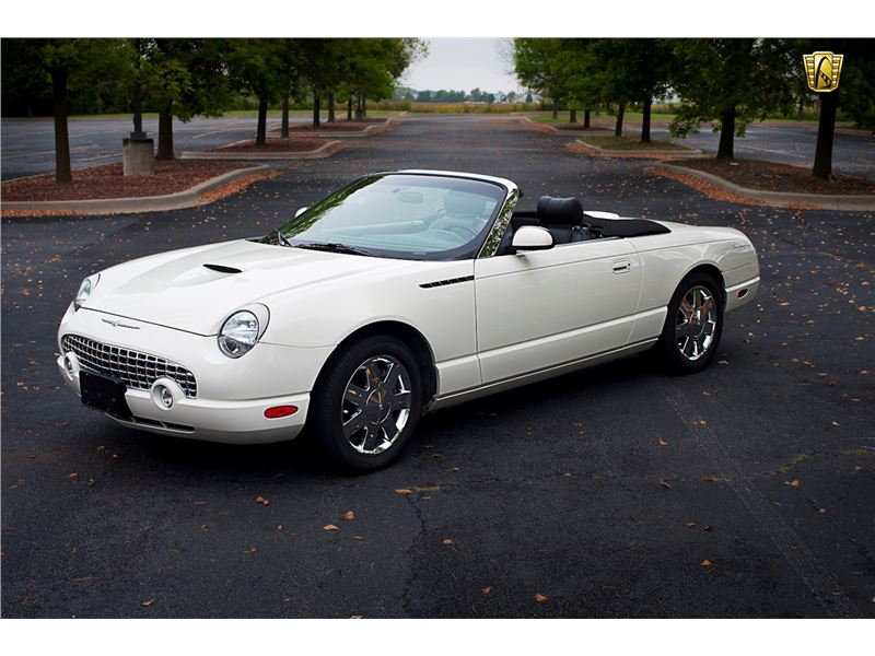 2002 Ford Thunderbird for sale in for sale on GoCars