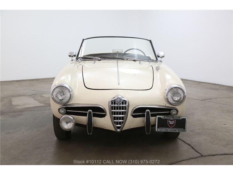 1961 Alfa Romeo Giulietta Spider for sale in for sale on GoCars