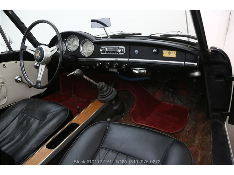1961 Alfa Romeo Giulietta Spider for sale in for sale on GoCars