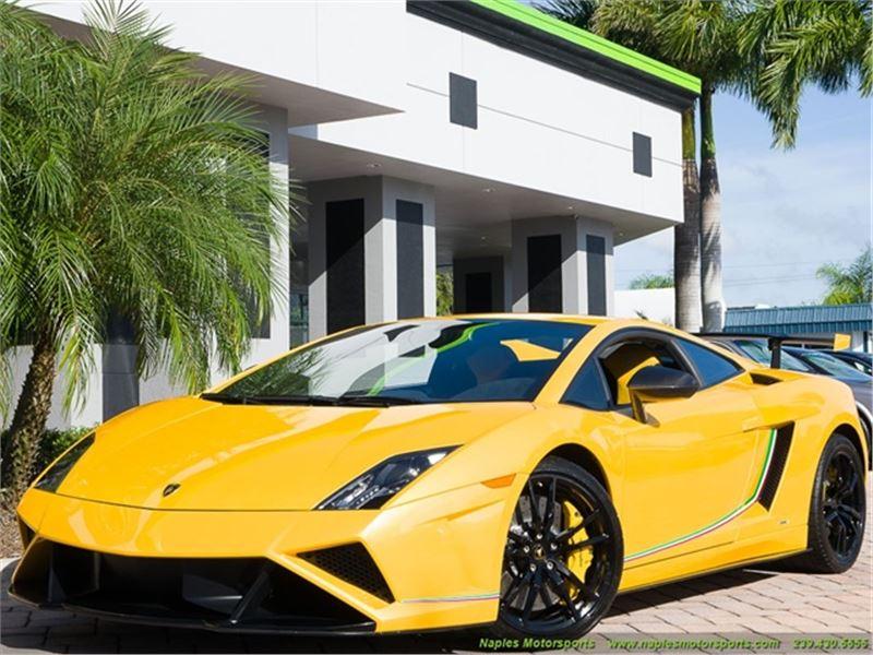 2014 Lamborghini Gallardo Lp 570 4 Squadra Corse For Sale Gc 36310