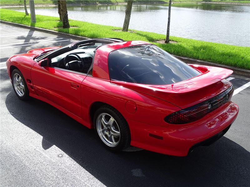 2001 Pontiac Firebird/TransAm for sale in for sale on GoCars