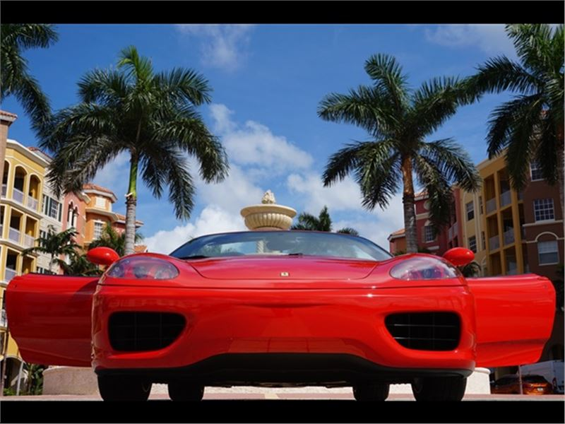 2001 Ferrari 360 Spider 6 Speed for sale in for sale on GoCars