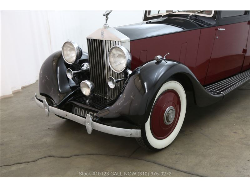1936 Rolls-Royce 25/30 for sale in for sale on GoCars