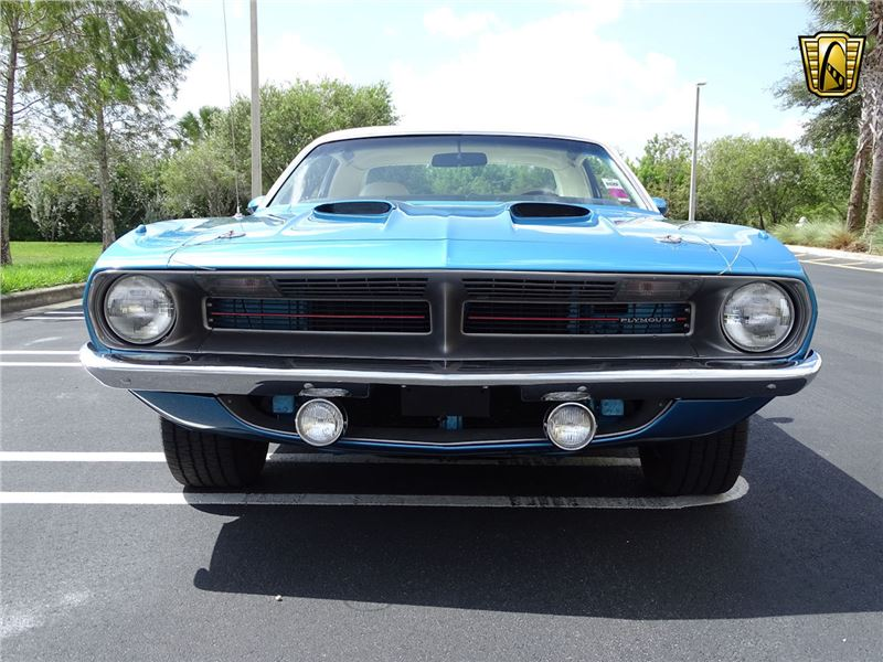 1970 Plymouth Cuda for sale in for sale on GoCars