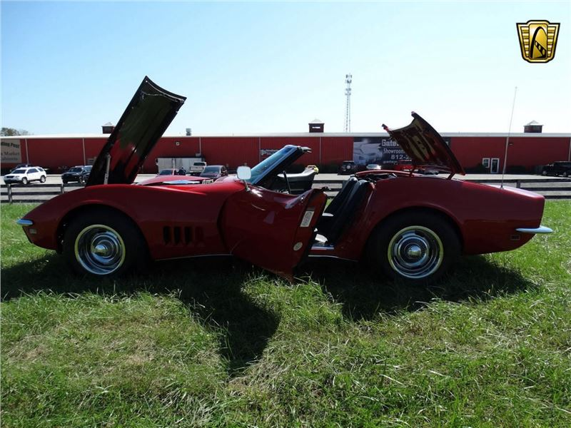 1968 Chevrolet Corvette for sale in for sale on GoCars