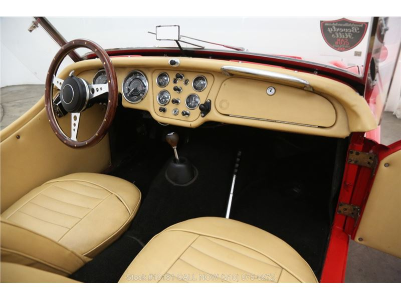 1956 Triumph TR3 for sale in for sale on GoCars