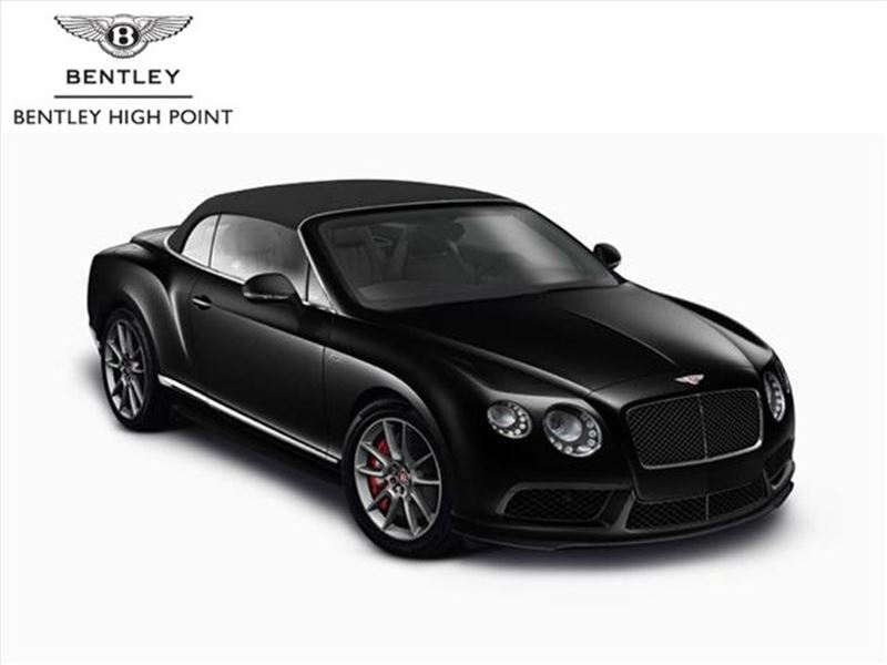 2015 Bentley Continental GTC V8 S for sale in High Point, North Carolina 27262