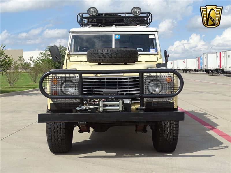 1983 Land Rover Defender 110 for sale in for sale on GoCars