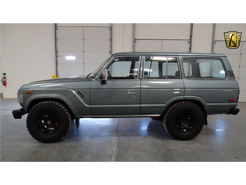 1988 Toyota Land Cruiser for sale in for sale on GoCars