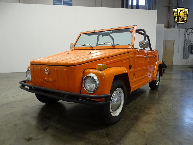 Volkswagen Thing For Sale >> 1973 Volkswagen Thing For Sale Gc 36420 Gocars