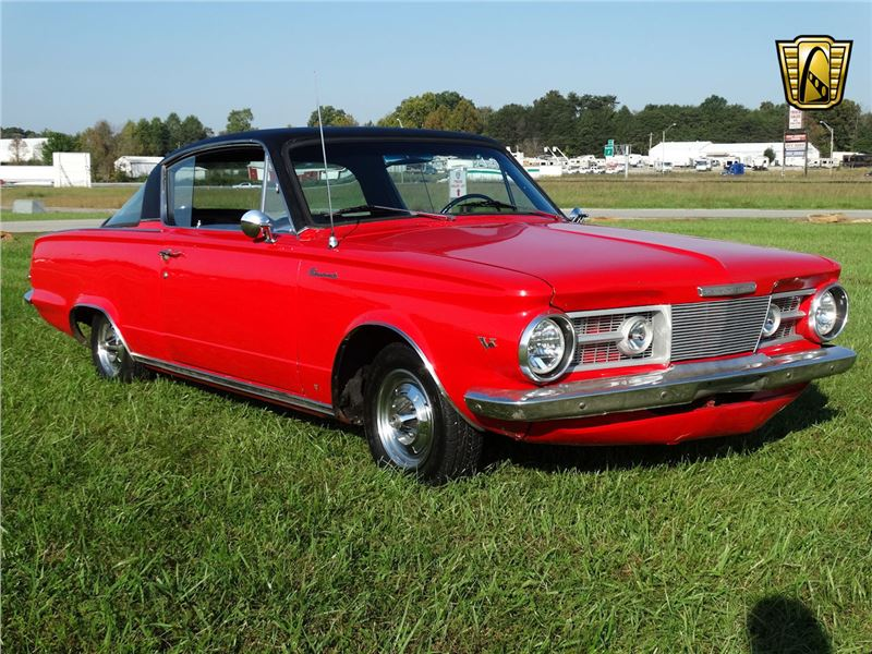 1965 Plymouth Barracuda for sale in for sale on GoCars