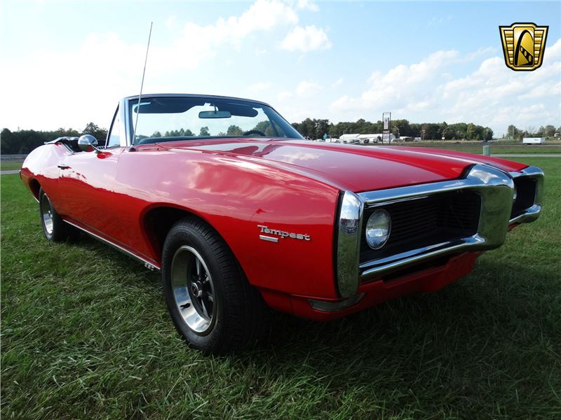 1968 Pontiac Tempest for sale in for sale on GoCars
