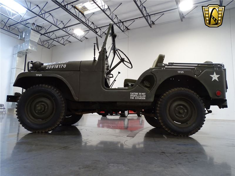 1952 Willys Jeep for sale in for sale on GoCars
