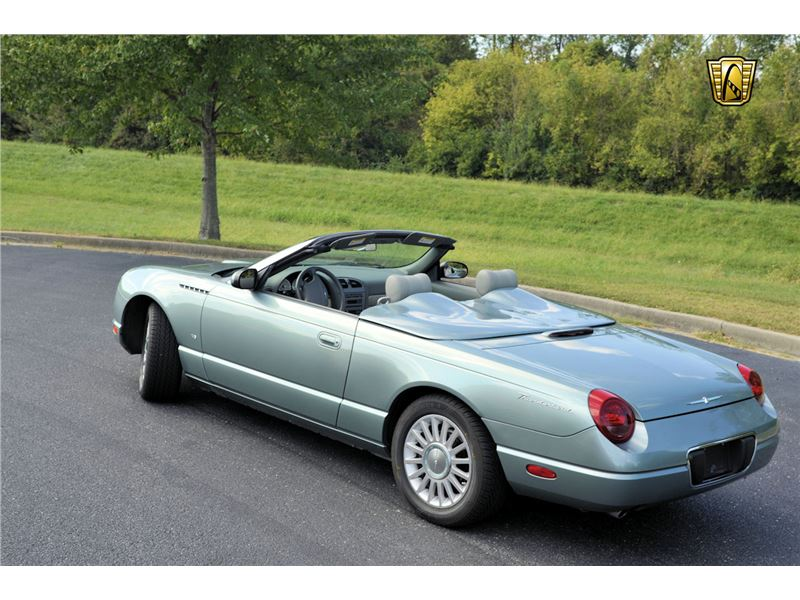 2004 Ford Thunderbird for sale in for sale on GoCars
