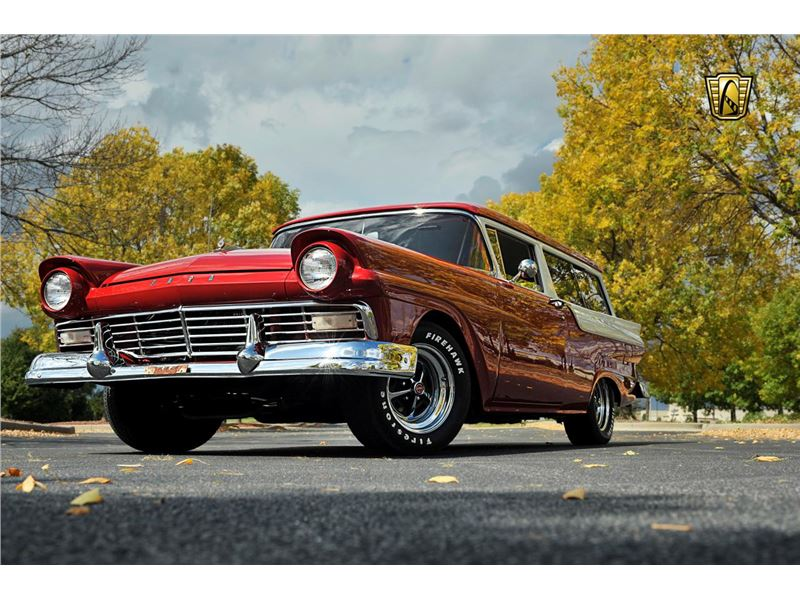 1957 Ford Ranch Wagon for sale in for sale on GoCars