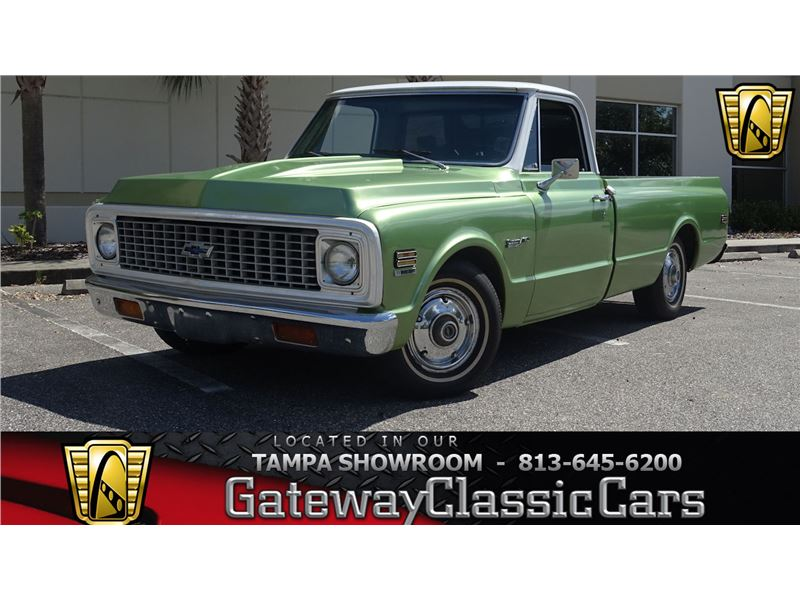 1972 Chevrolet C10 for sale in for sale on GoCars