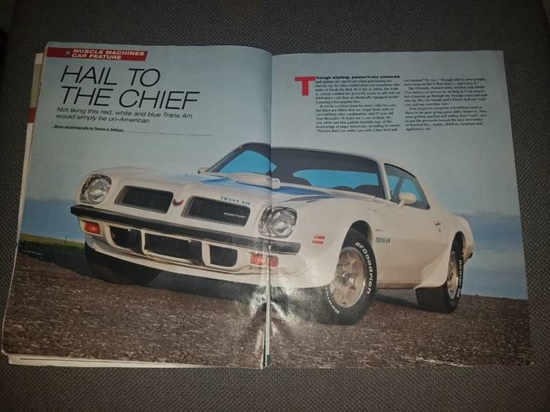 1974 Pontiac Trans Am for sale in for sale on GoCars