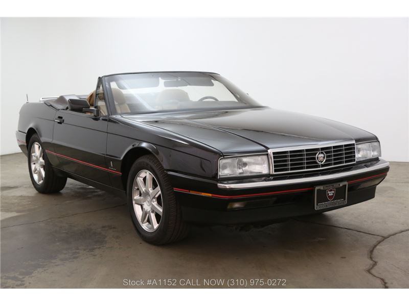 1988 Cadillac Allante for sale in for sale on GoCars