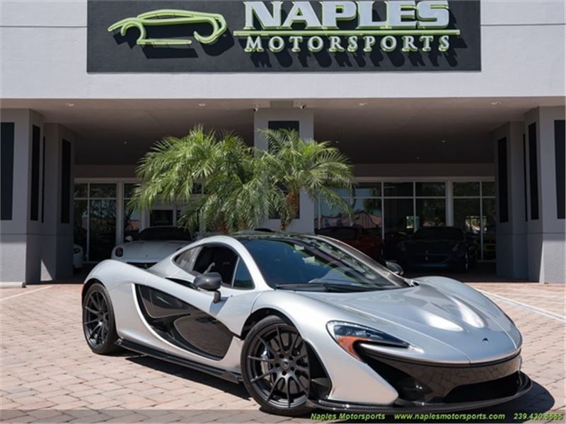 2015 McLaren P1 for sale in for sale on GoCars