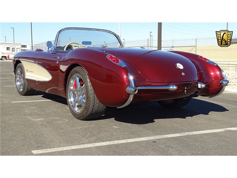 1957 Chevrolet Corvette for sale in for sale on GoCars