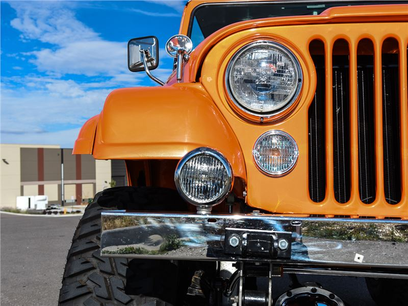 1980 Jeep CJ5 for sale in for sale on GoCars