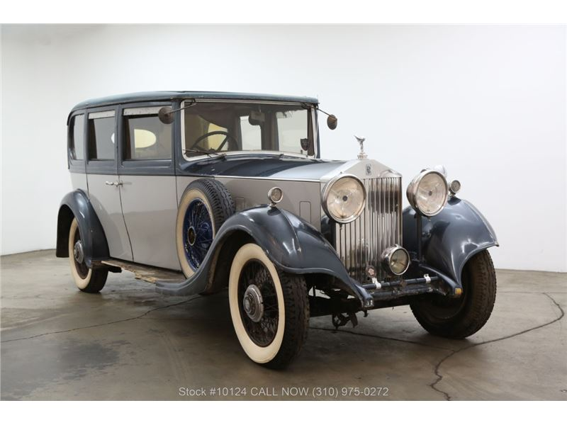 1934 Rolls-Royce 20/25 for sale in for sale on GoCars