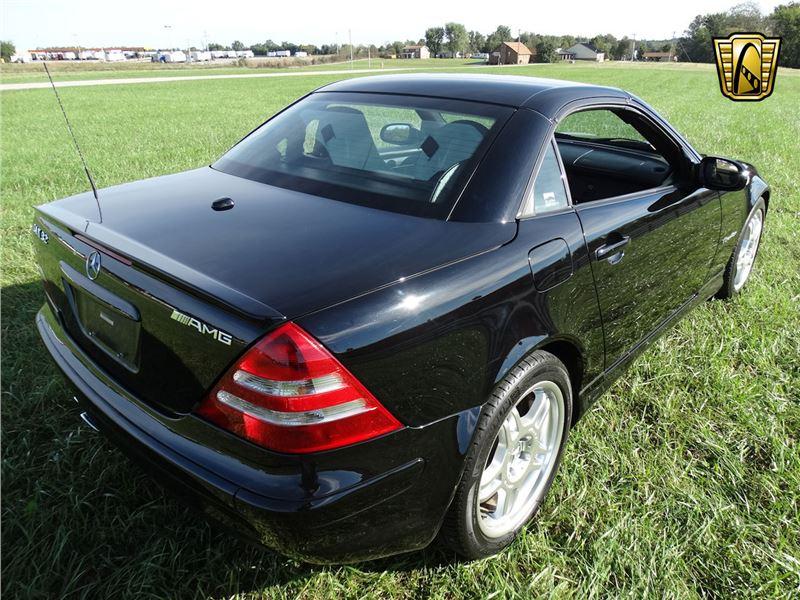 2003 Mercedes-Benz SLK32 for sale in for sale on GoCars