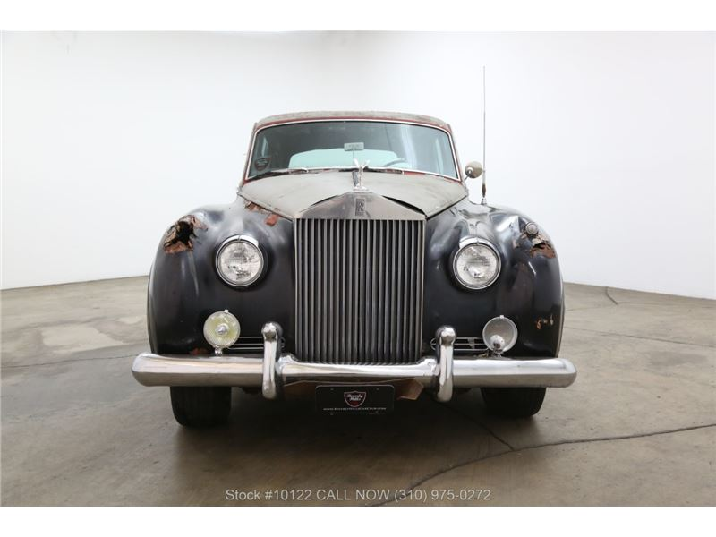 1960 Rolls-Royce Silver Cloud I LHD for sale in for sale on GoCars