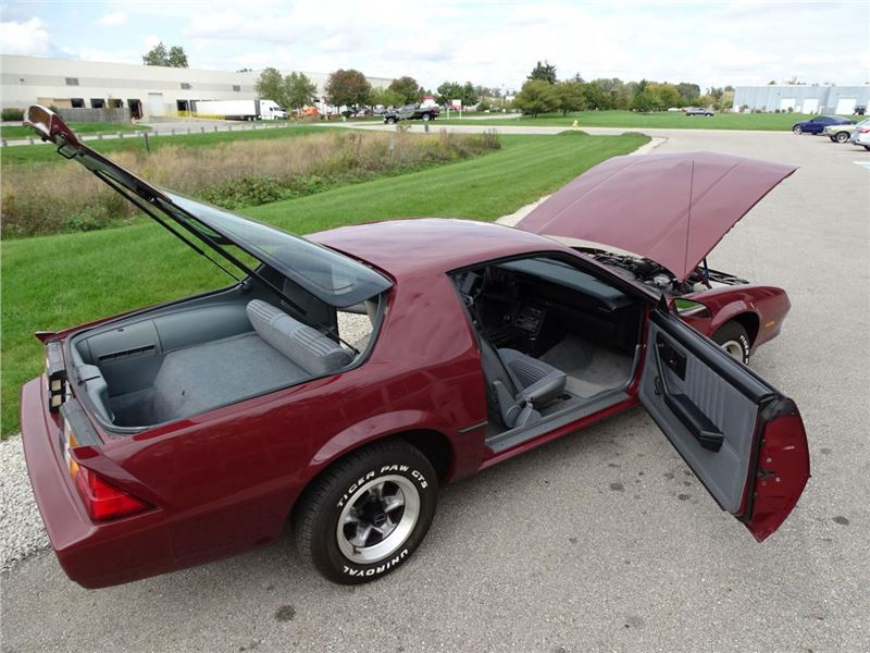 1985 Chevrolet Camaro for sale in for sale on GoCars