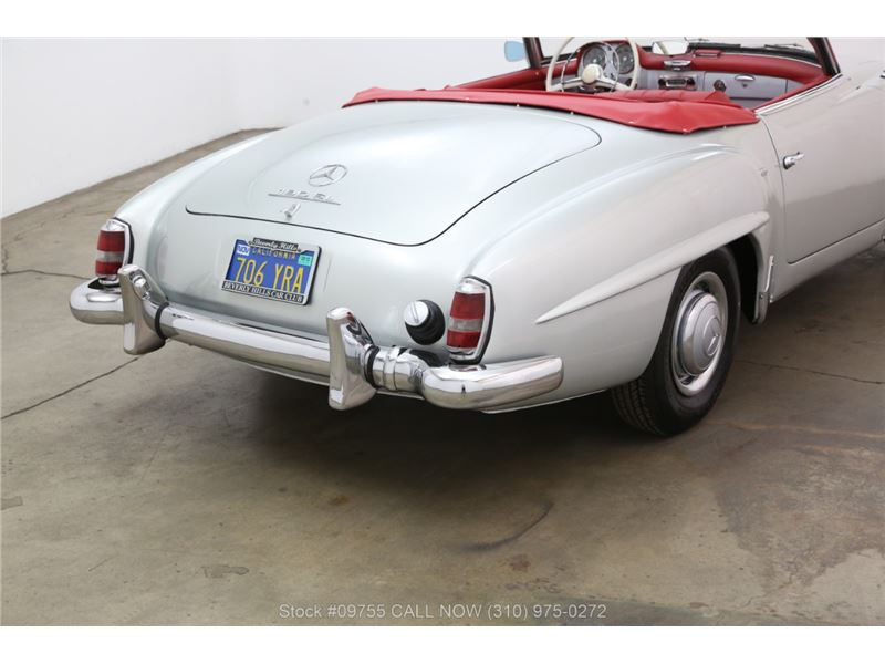 1958 Mercedes-Benz 190SL for sale in for sale on GoCars