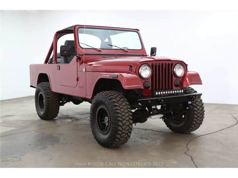 1981 Jeep CJ8 for sale in for sale on GoCars