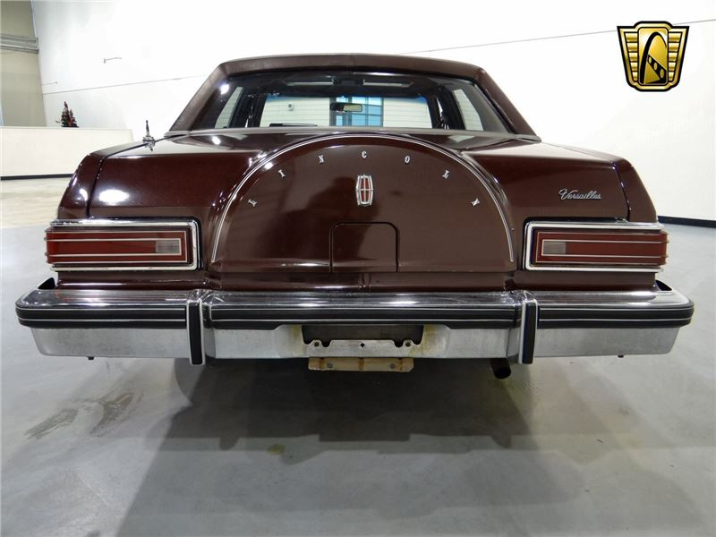 1977 Lincoln Versailles for sale on GoCars