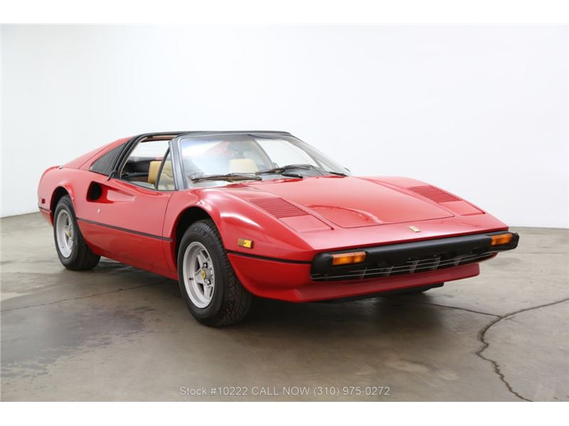 Ferrari 308 Gts For Sale >> 1979 Ferrari 308 Gts For Sale On Gocars