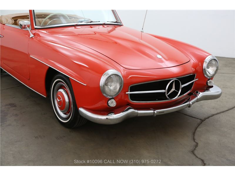1960 Mercedes-Benz 190SL RHD for sale in for sale on GoCars