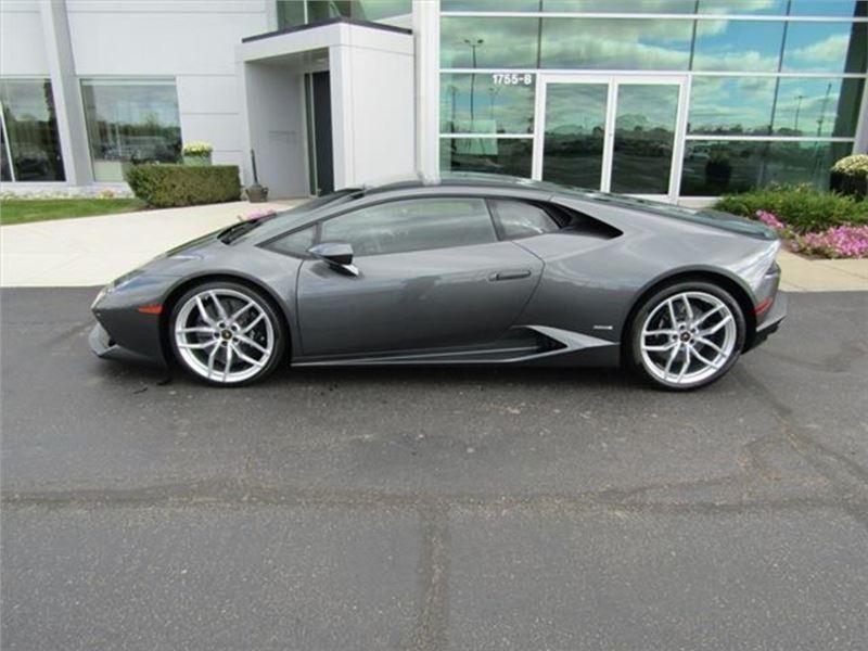 2015 Lamborghini Huracan For Sale Gc 37736 Gocars