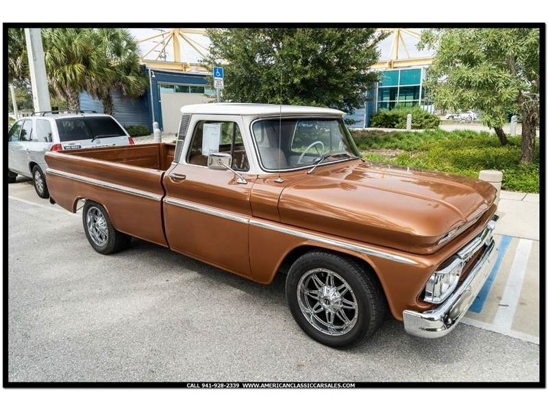 1965 GMC C/K 1500 Series for sale on GoCars