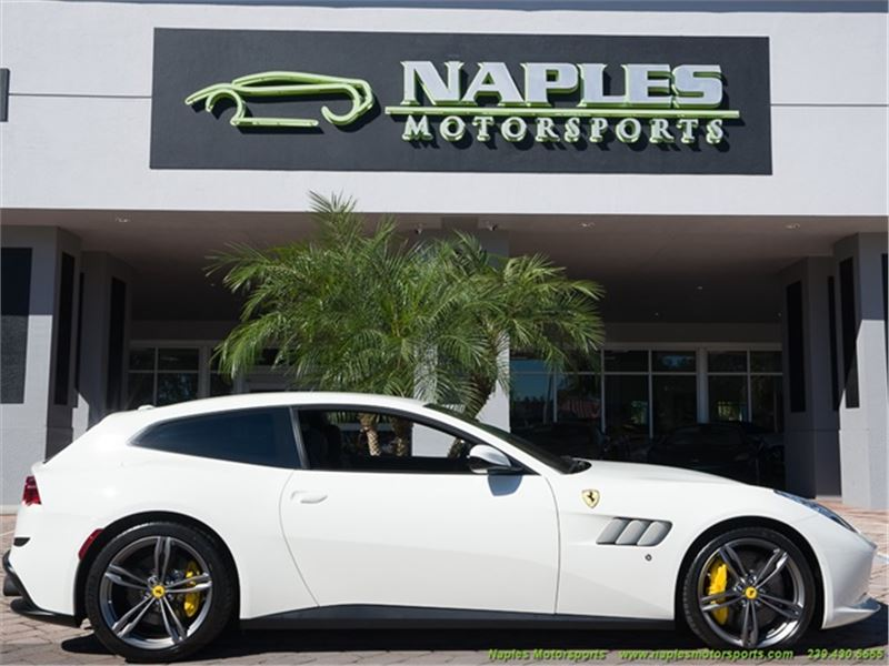 2019 Ferrari GTC4Lusso for sale in for sale on GoCars
