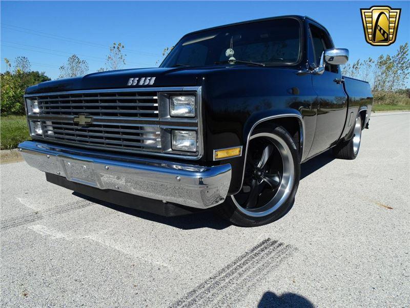 1984 Chevrolet C10 For Sale Gc 37831 Gocars